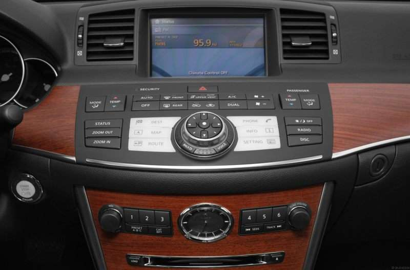 2008 Infiniti M45 Pictures Including Interior And Exterior Images
