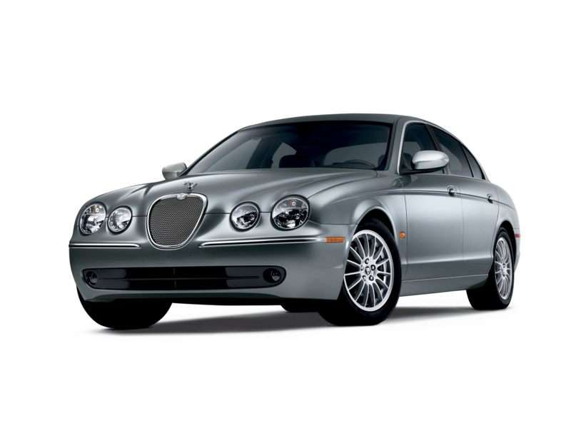 Oemexteriorfront on Engine For 2004 Jaguar S Type R