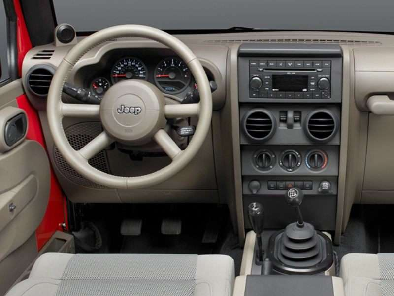 2008 jeep wrangler pictures including interior and exterior images