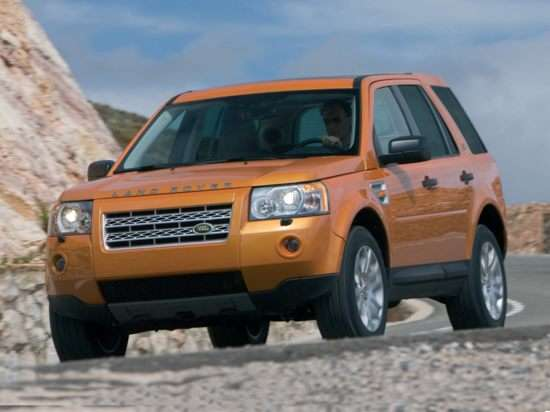 best used land rover compact suv freelander. Black Bedroom Furniture Sets. Home Design Ideas