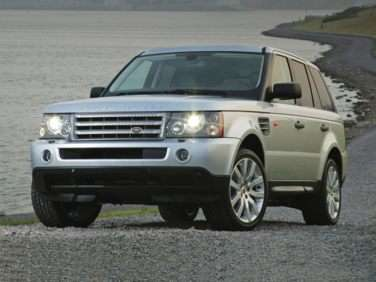 Research the 2008 Land Rover Range Rover Sport