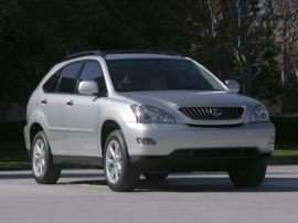 2008 Lexus RX 350 Base 4dr Front-wheel Drive