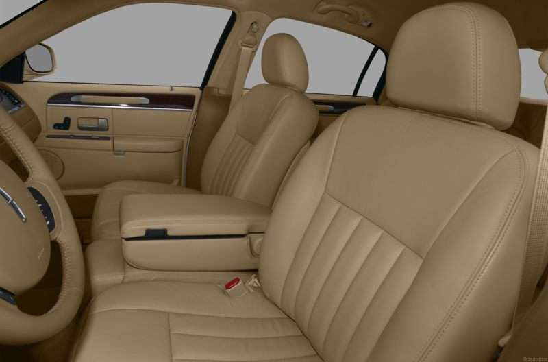 2008 Lincoln Town Car Pictures Including Interior And Exterior