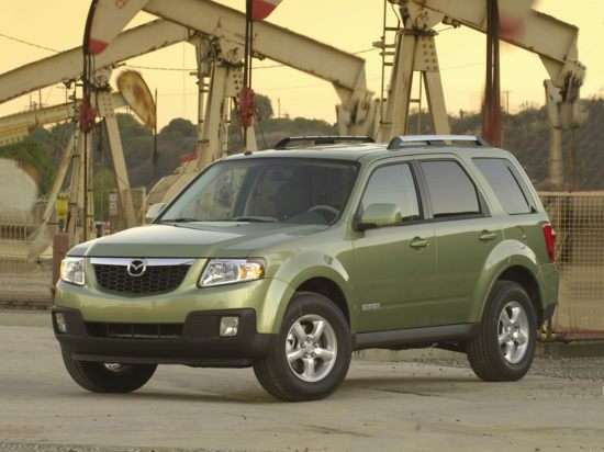 2008 Mazda Tribute i Touring (A4) FWD