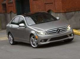 2008 Mercedes-Benz C-Class Sport C 300 4dr Rear-wheel Drive Sedan