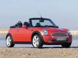 2008 MINI Cooper Base 2dr Convertible