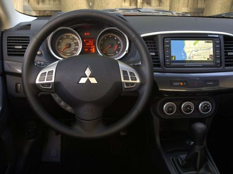 2008 Mitsubishi Lancer Pictures Including Interior And Exterior Images |  Autobytel.com