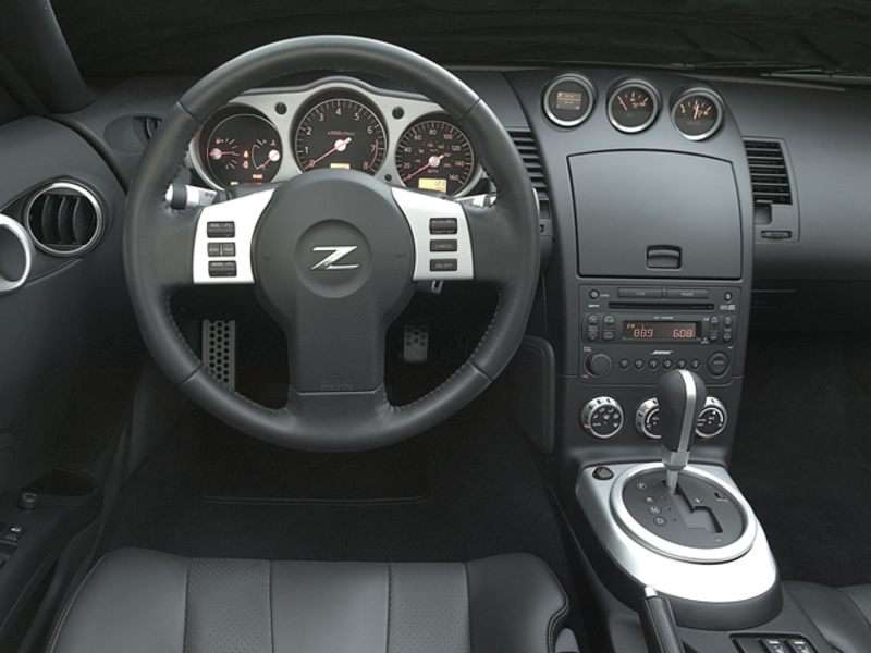 2008 Nissan 350z Pictures Including Interior And Exterior Images