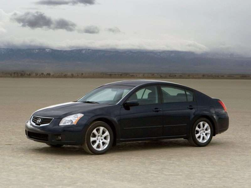 2008 Nissan Maxima Pictures Including Interior And Exterior Images |  Autobytel.com