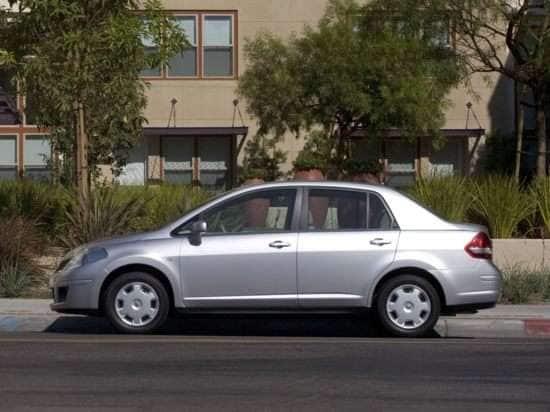 2008 Nissan Versa Models Trims Information And Details