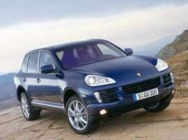 2008 Porsche Cayenne Base 4dr All-wheel Drive