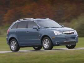 2008 Saturn VUE 4-Cyl XE Front-wheel Drive