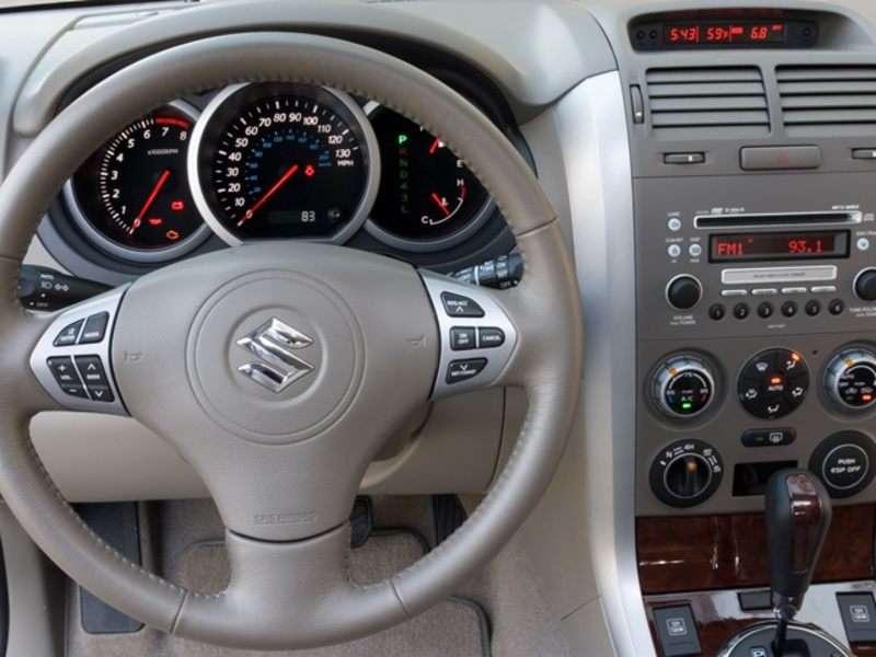 2008 Suzuki Grand Vitara Pictures Including Interior And Exterior