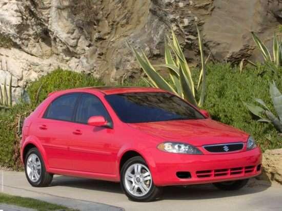 2008 Suzuki Reno Models Trims Information And Details