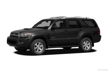 Research the 2008 Toyota 4Runner