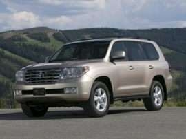 2008 Toyota Land Cruiser V8 4dr All-wheel Drive
