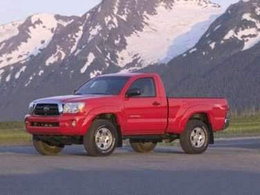 2008 Toyota Tacoma Gas Mileage Mpg And Fuel Economy Ratings Autobytel Com