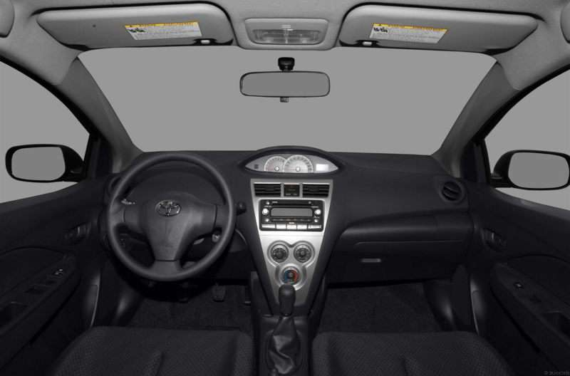 2008 Toyota Yaris Pictures Including Interior And Exterior Images