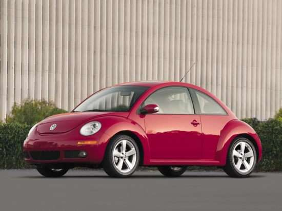 2008 Volkswagen New Beetle Models Trims Information And Details Autobytel