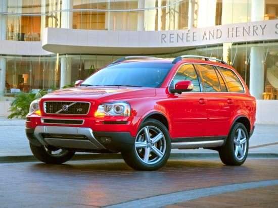 Best Used Volvo Full Size Suv Xc90 Autobytel Com