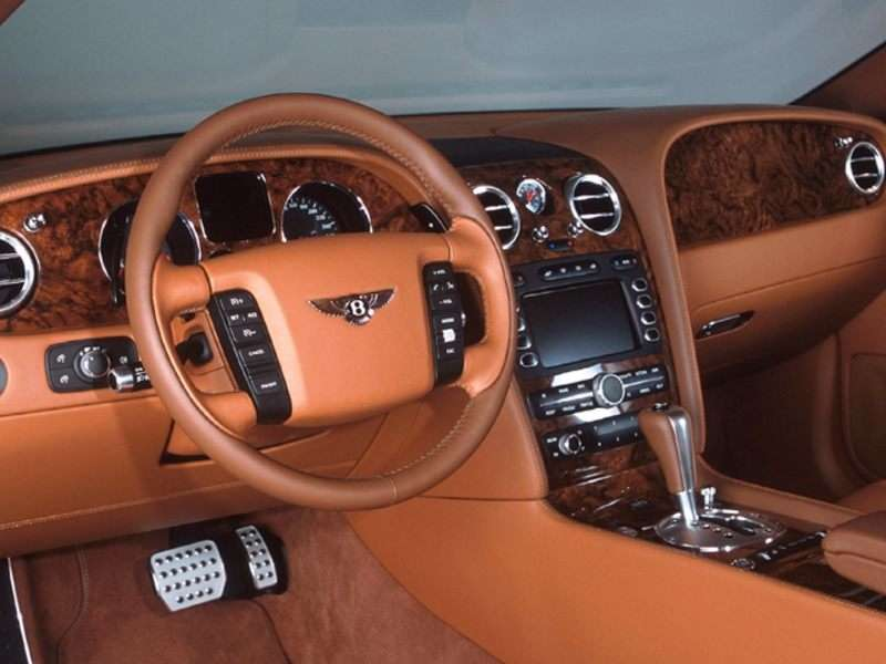 2009 Bentley Continental Gt Pictures Including Interior And Exterior