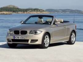 2009 BMW 128 i 2dr Rear-wheel Drive Convertible