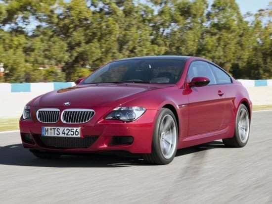 2009 Bmw M6 Models Trims Information And Details