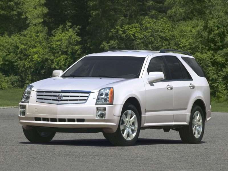 2009 Cadillac SRX Pictures including Interior and Exterior Images | Autobytel.com