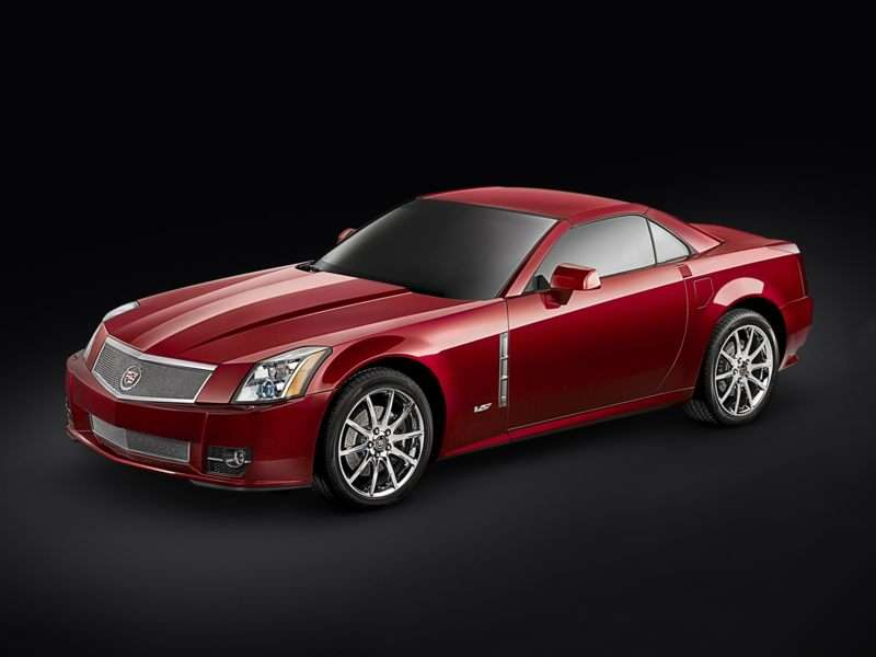 2009 Cadillac Xlr V Pictures Including Interior And Exterior Images Autobytel Com