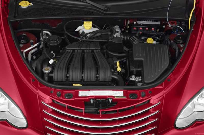 2009 chrysler pt cruiser pictures including interior and exterior PT Cruiser Engine Bay