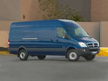 2009 Dodge Sprinter Van 2500
