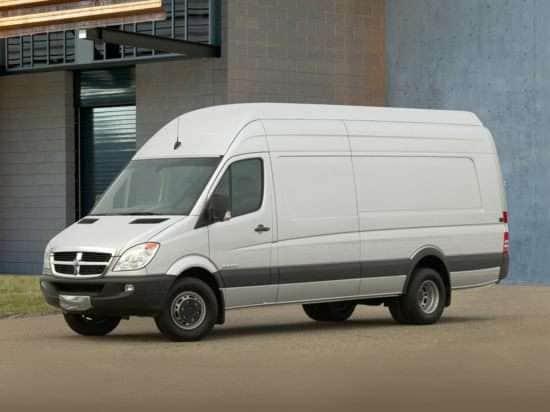 2009 dodge sprinter van 3500 models trims information and details. Black Bedroom Furniture Sets. Home Design Ideas