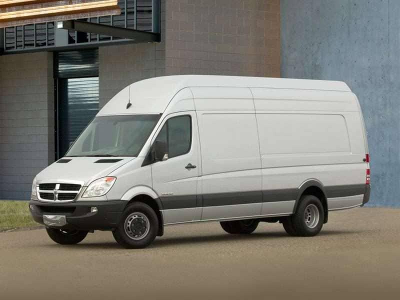 Dodge Sprinter Van 3500 Pictures