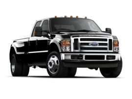 2009 Ford F-350 Lariat 4x2 SD Crew Cab 172 in. WB DRW