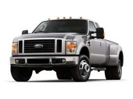 2009 Ford F-350 XL 4x2 SD Super Cab 158 in. WB DRW