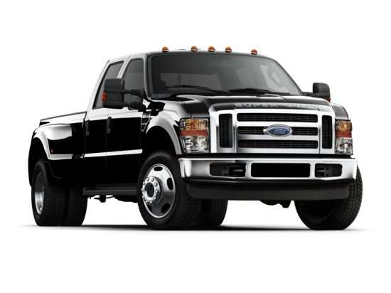 2009 Ford F-350 Lariat 4x2 SD Crew Cab Long Box DRW