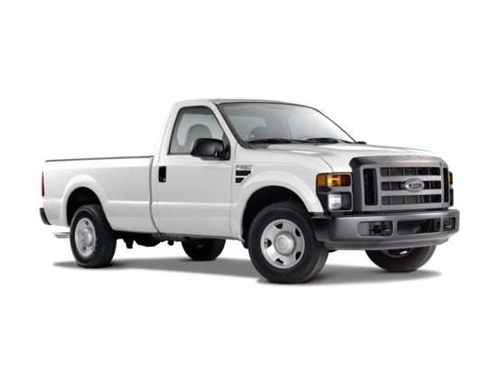 2009 Ford F-350 XLT 4x2 SD Regular Cab