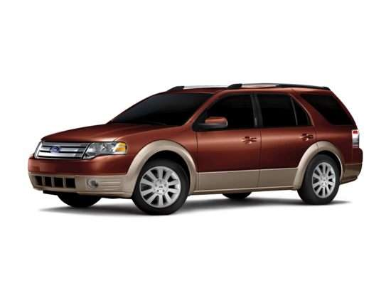 2009 ford taurus x models trims information and details. Black Bedroom Furniture Sets. Home Design Ideas