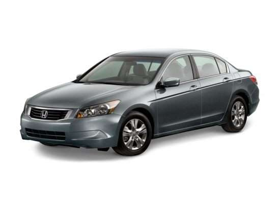 2009 Honda Accord 2.4 LX-P (M5) Sedan