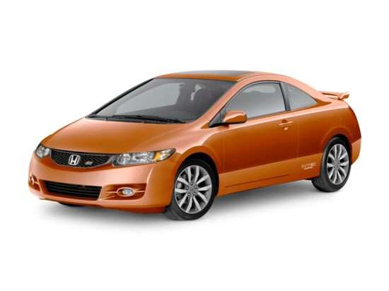 2009 Honda Civic Si With Navigation (M6) Coupe