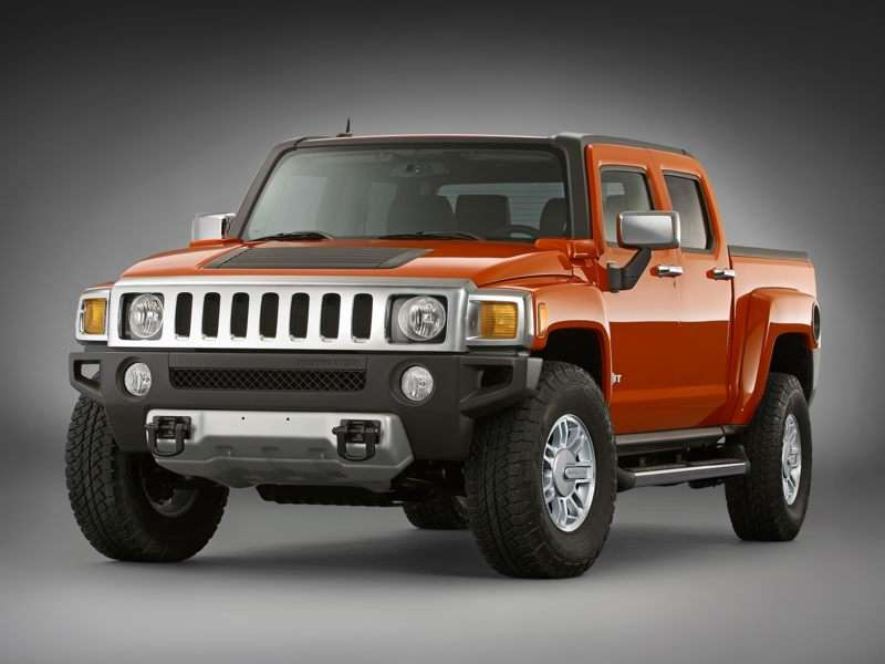 Test Drive: 2009 Hummer H3T Adventure