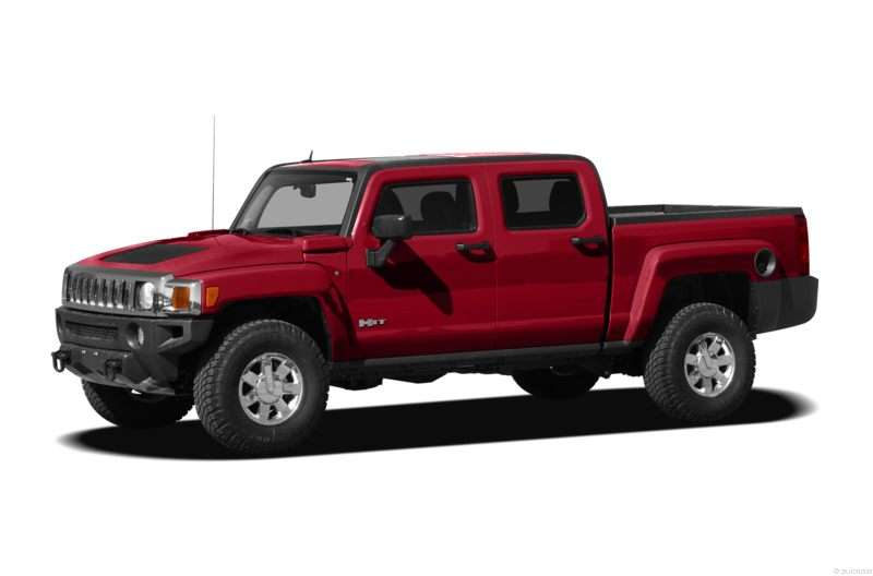 Test Drive: 2009 Hummer H3T Alpha Leather
