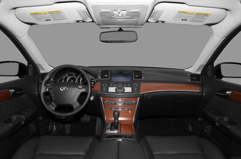 2009 Infiniti M35 Pictures Including Interior And Exterior Images