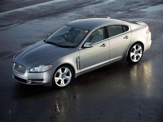 Delightful 2009 Jaguar XF
