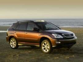 2009 Lexus RX 350 Base 4dr Front-wheel Drive