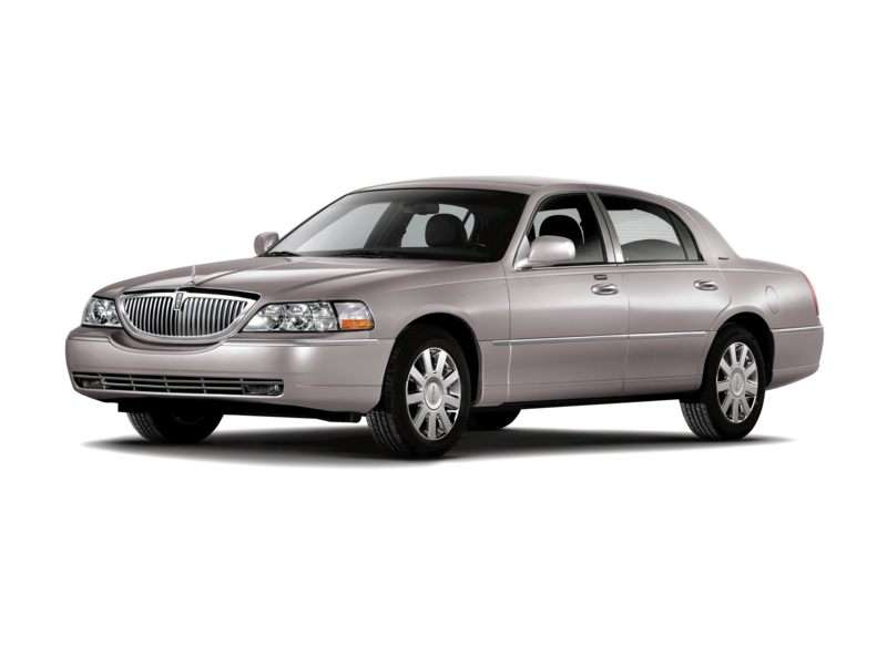 2009 Lincoln Town Car Pictures Including Interior And Exterior