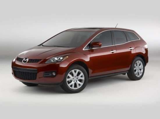 2009 Mazda CX-7 Grand Touring FWD