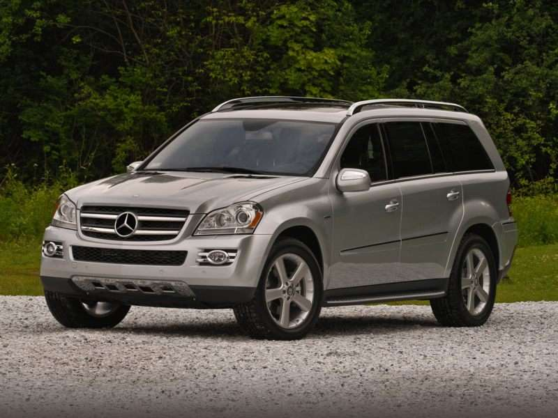 2009 mercedes benz gl320 bluetec 4matic