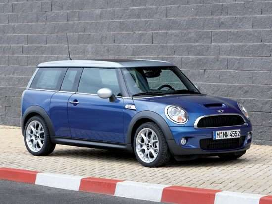 2009 mini cooper s clubman models trims information and details. Black Bedroom Furniture Sets. Home Design Ideas