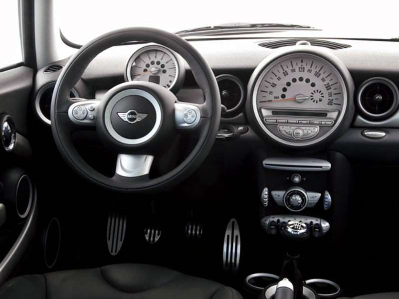 2009 Mini Cooper S Pictures Including Interior And Exterior Images Autobytel